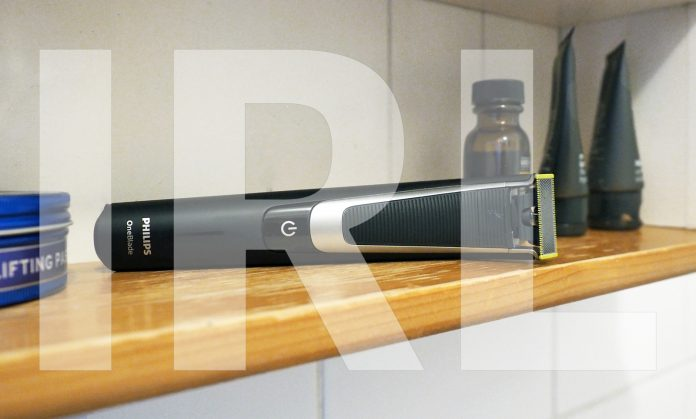 What we're buying: Philips OneBlade shaver