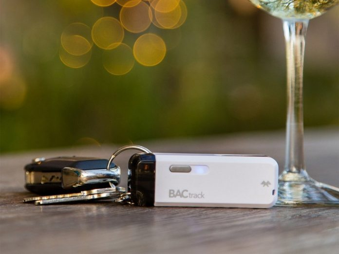 This Bluetooth Breathalyzer will keep you out of trouble on St. Patrick's Day