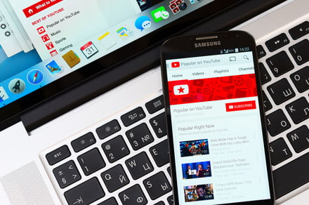 YouTube launches Dark Theme setting for mobile devices, starting with the iOS app
