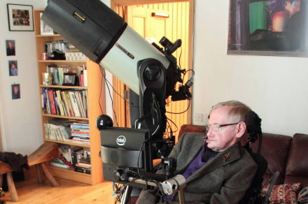 Stephen Hawking, acclaimed theoretical physicist, dies at 76