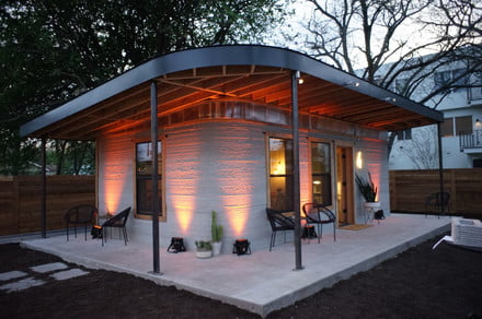 Icon and New Story are pairing cheap 3D-printed homes with people in need