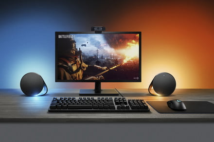 Gaming-focused Logitech G560 may be most immersive computer speakers ever