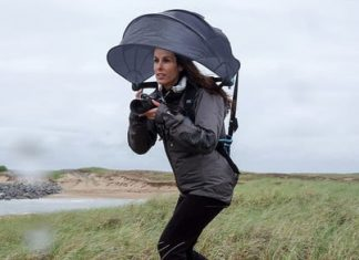 How to protect your camera to get good photos in bad weather