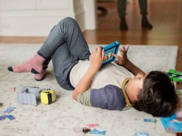 Education starts at home: nine educational apps for young children (age 3-to-6)