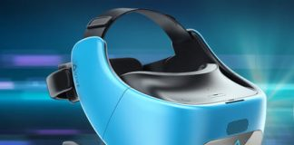 HTC's stand-alone Vive Focus VR headset hits markets outside China in 2018