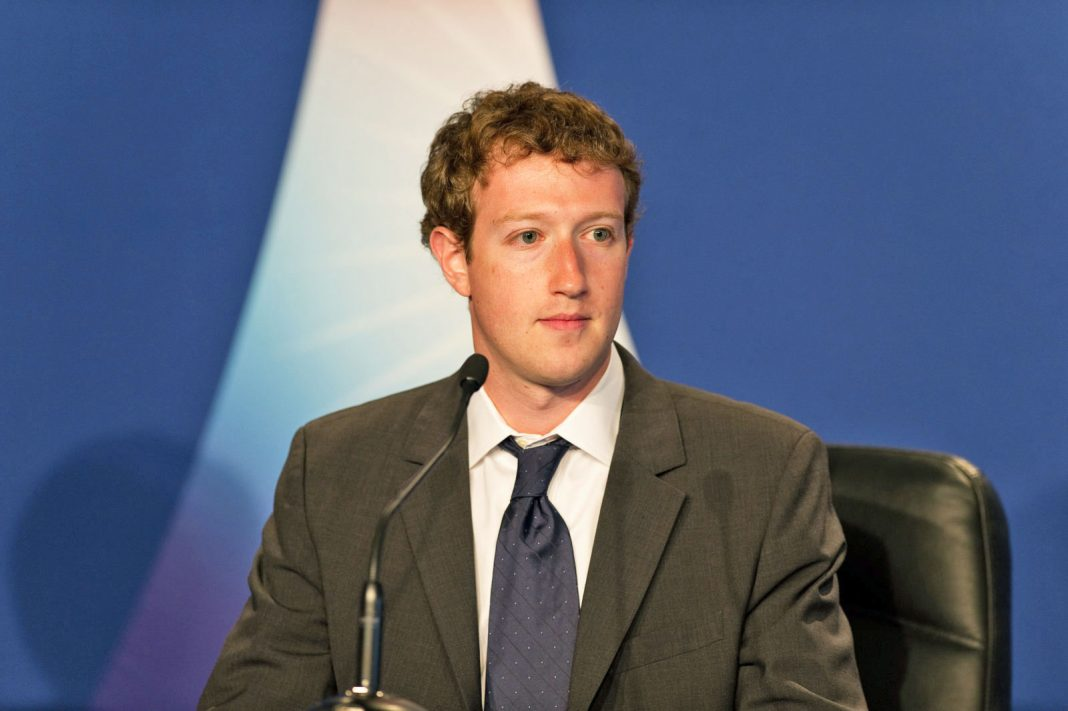 Mark Zuckerberg broke his silence, but he didn't have much to say