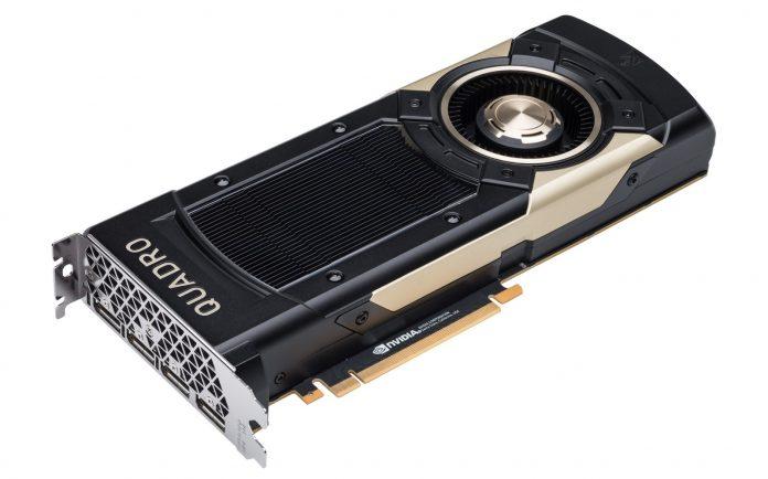 NVIDIA's Quadro GV100 GPU will power its ray tracing tech
