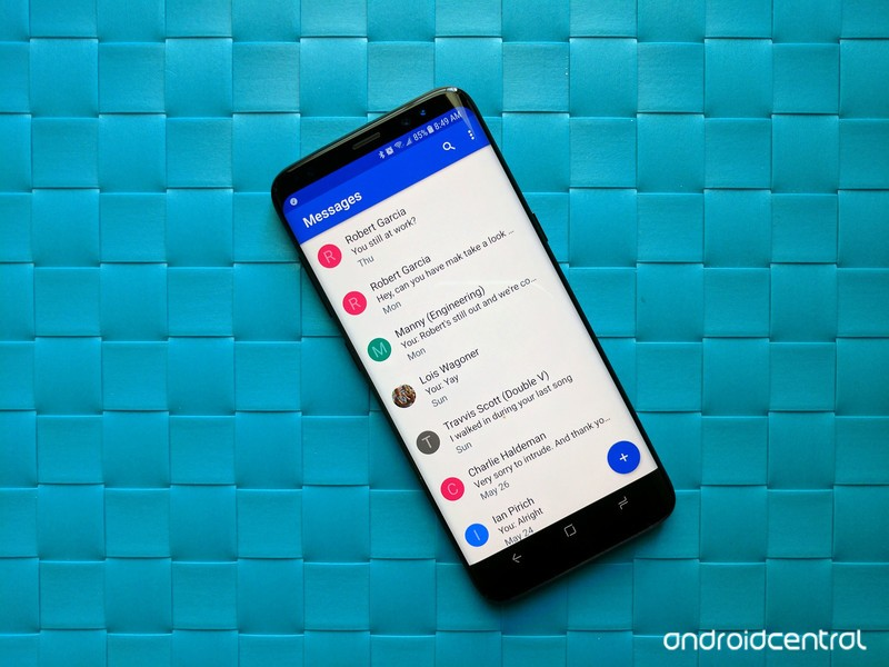 Best text messaging apps for Android as of March 2018 | AIVAnet