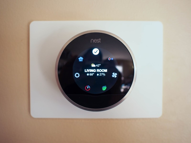 best smart thermostats for amazon echo in 2018 aivanet. Black Bedroom Furniture Sets. Home Design Ideas