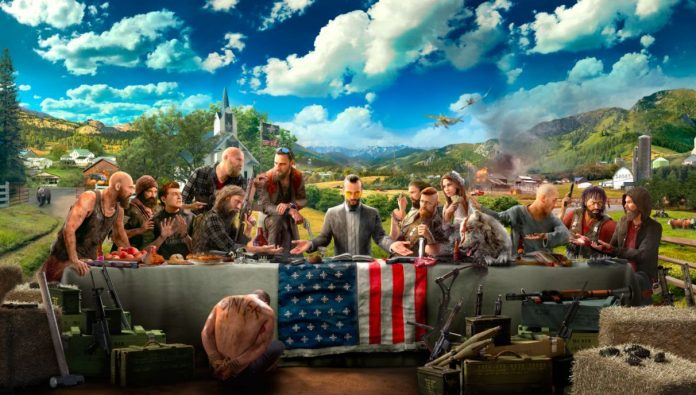 'Far Cry 5' review: Destruction and doomsday in America