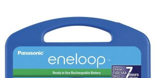 These Panasonic Eneloop rechargeable batteries are down to their lowest price for one day