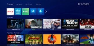 PS4's revamped video section focuses on shows over apps