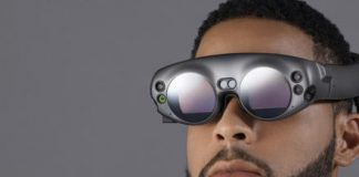 Magic Leap finally unveils 'goggles' with wireless processing, tracking