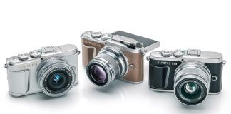 Olympus' chic 4K mirrorless E-PL9 arrives in the US for $600