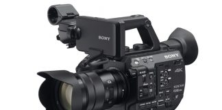 Sony's pro 4K camcorder has Netflix-friendly 'Instant HDR'