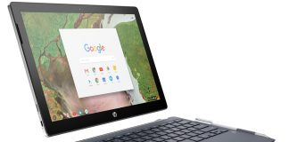 HP's Chromebook x2 is a detachable tablet too