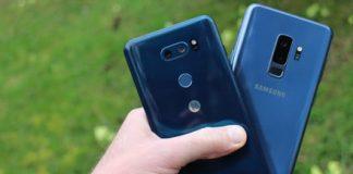 Pride of a nation: LG V30S ThinQ vs. Samsung Galaxy S9 Plus camera shootout