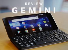Gemini PDA review: We've come a long way since keyboards