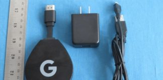 Android TV dongle passes through FCC with giant Google logo
