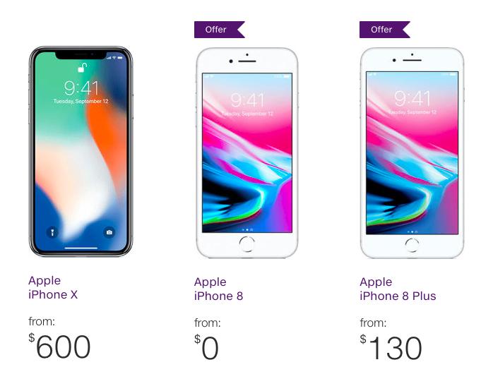 Telus plans - Apple phones