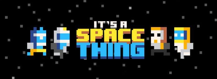 It's a Space Thing charmingly recreates arcade shooter (review)