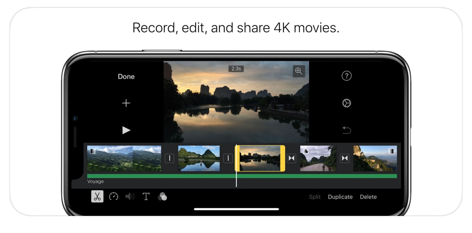 How To Use Imovie On Iphone