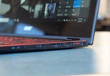 Acer Nitro 5 Spin vs. Dell XPS 15 2-in-1