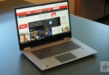 Acer Nitro 5 Spin vs. Lenovo Yoga 720 15