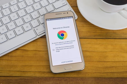 How to send webpages from Google Chrome to your Android phone