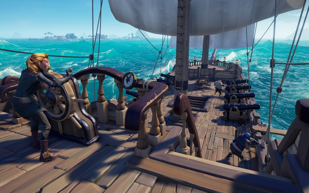 'Sea of Thieves' updates will focus on new maps, not perks