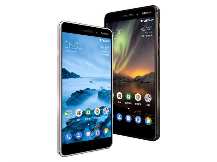 Nokia 6 (2018) now available in the U.S. for $270