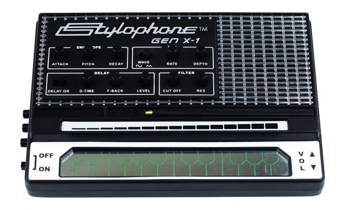 The updated Stylophone Gen X-1 synth comes to the US