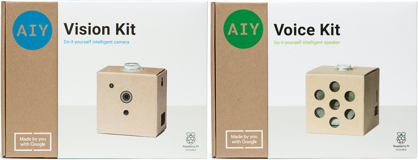 Googles latest do it yourself ai kits include everything you need but its also a realistic price hike youre now paying for everything up front in that sense theyre kinder to parents and anyone else who might not solutioingenieria Gallery