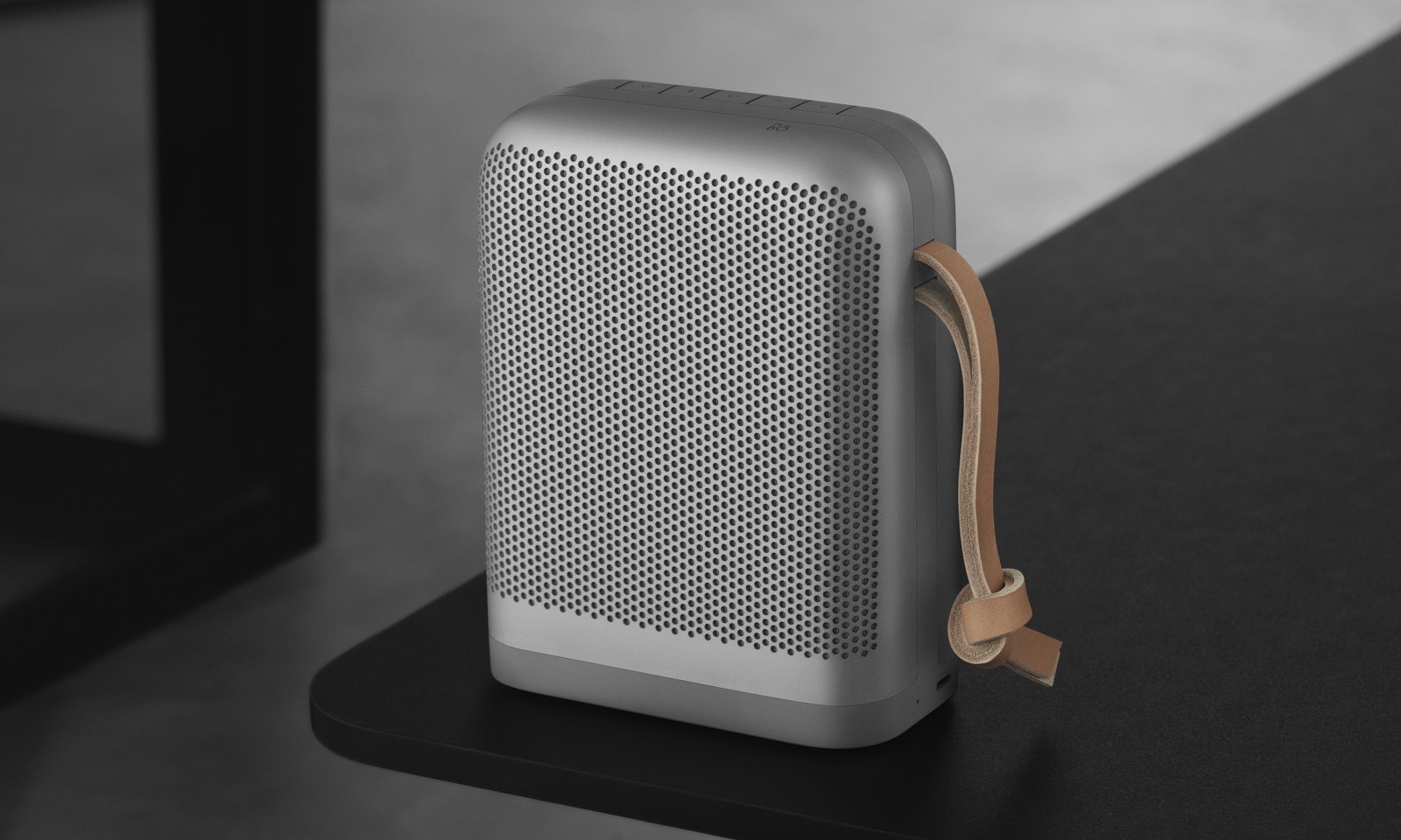 b o 39 s beoplay p6 speaker blasts your summer playlists in all directions aivanet. Black Bedroom Furniture Sets. Home Design Ideas