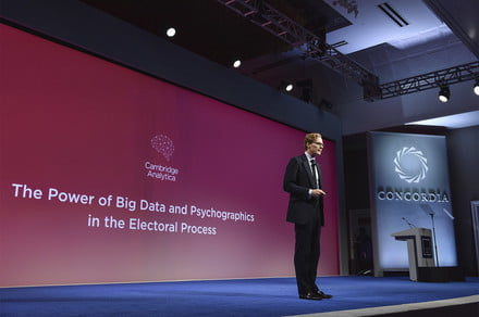 Cambridge Analytica designed cryptocurrency to sell back your personal data