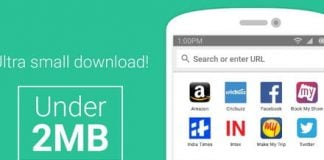 Amazon's Internet is a new lightweight browser app for emerging markets