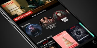 Netflix's Snapchat-like trailers are now on iOS