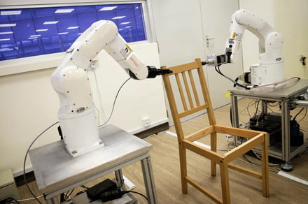 By assembling Ikea chairs, robots steal the one job we never wanted
