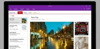 Microsoft gives OneNote Windows 10 a promotion, kills off OneNote 2016