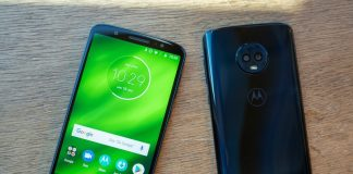 The Moto G6 should've been an Android One device