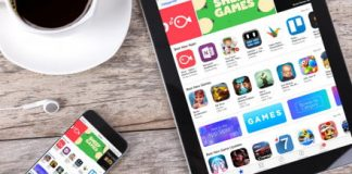 Apps featured by the Apple App Store saw a bump of up to 800% in downloads