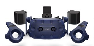 HTC's latest Vive Pro VR kit is built for business