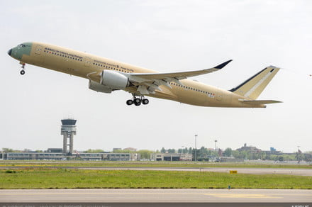 Airbus' latest A350 aircraft to break record for longest commercial flight