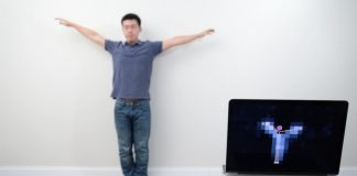 Touch-sensitive wall might let you control home devices in the future