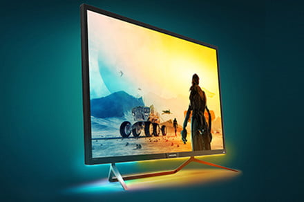 Philips claims a 'world's first' with a 4K HDR display for PC arriving this summer