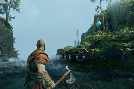 'God of War' Nornir treasure chests collectibles guide