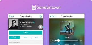 Concert App Bandsintown Gains Native Apple Music Integration