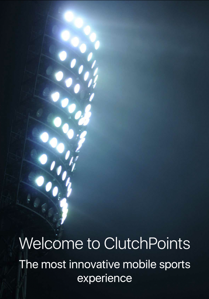 ClutchPoints gives a new view to mainstream sports (review)
