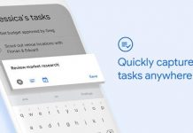 Google Tasks stand-alone app aims to help you to organize your life
