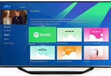 Spotify streaming comes to Sky Q boxes